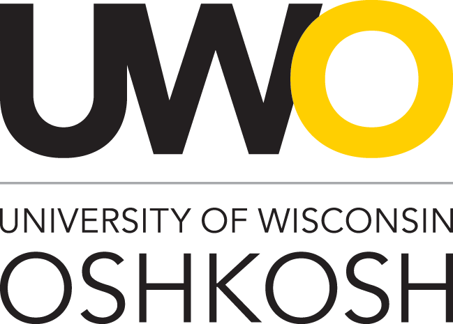 The University of Wisconsin - Oshkosh wordmark logo.